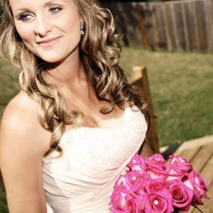 Oh So Pretty Wedding Makeup